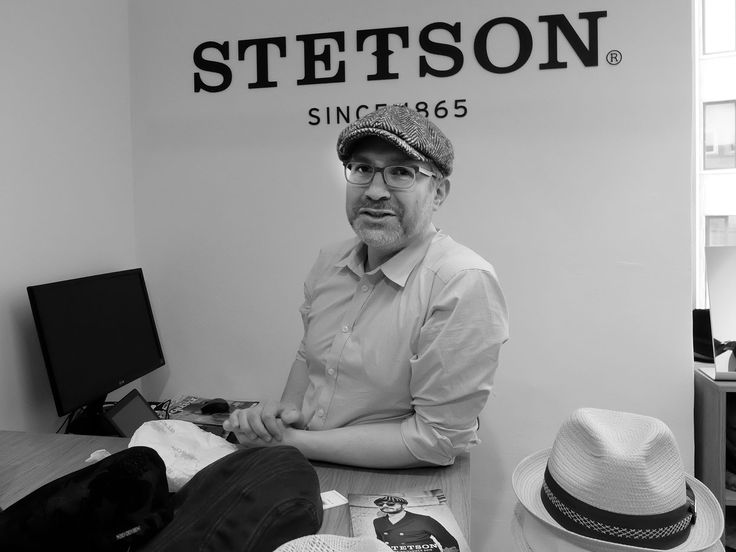 Stetson za ladą