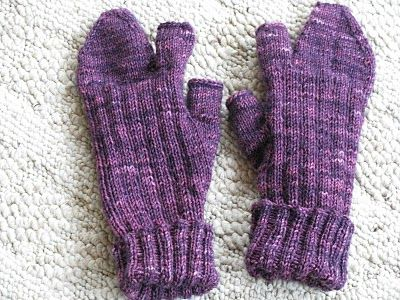 Knitting Pattern For Texting Mittens : Chris Knits in Niagara: Really Tweet Texting Mittens - Tech Savvy - Written I...