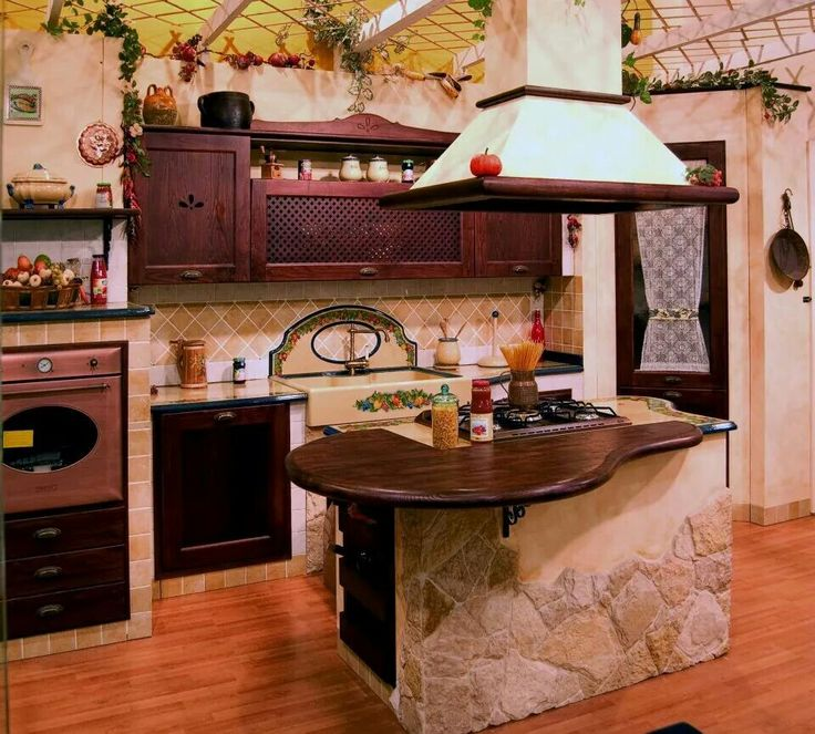 Artesole sicily kitchen