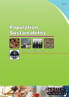 Volume 317 - Population Sustainability @thespinneypress #thespinneypress #spinneypress #issuesinsociety #population #sustainability #populationsustainability