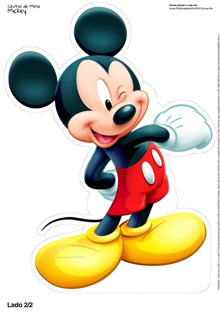 de mickey mouse - photo #3
