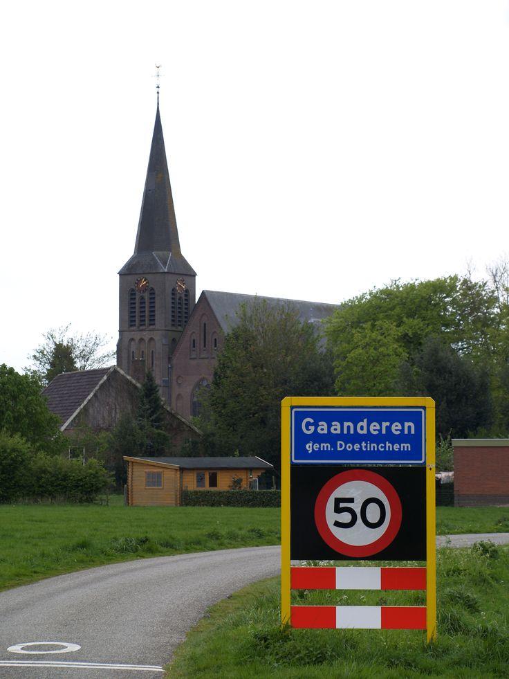 Gaanderen, Gelderland
