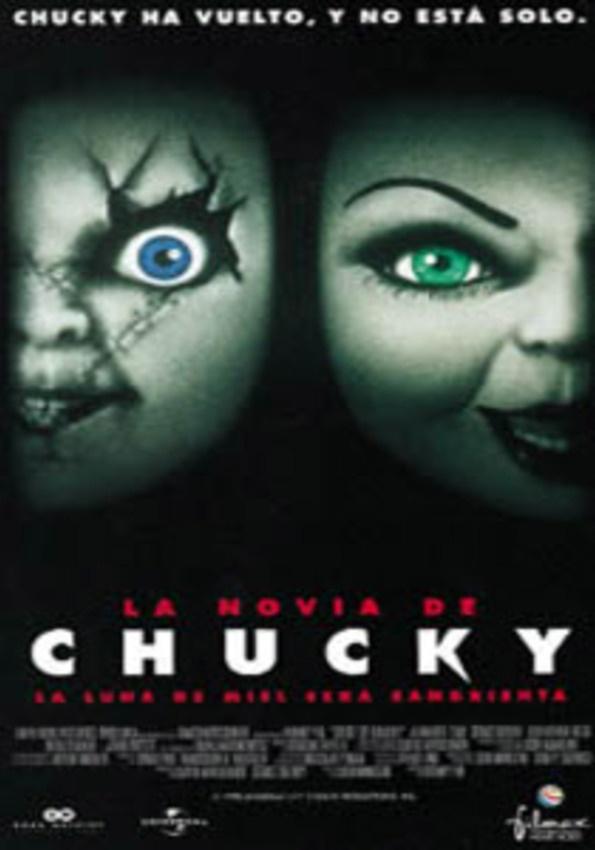 Chucky, el muñeco más famoso del mundo, encuentra su pareja. Su ex novia,  Tiffany, que ha seguido enamorada de él, se propone rescatar sus restos mortales del almacén policial donde han sido guardados. Chucky y Tiffany serán ya para siempre una pareja inseparable si consiguen recuperar sus cuerpos humanos. Como los de la joven pareja fugitiva de la justicia Jesse y Jade, que se convierten en los involuntarios cómplices del malvado dúo. En su viaje de novios se echan a la carretera, en un…