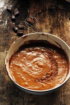 La mousse au chocolat; une recette de Dorian Cuisine l this should create a rich, full mousse.