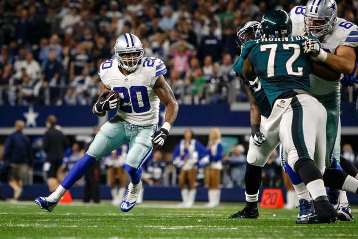 Fantasy Football: Sell high on Darren McFadden - If you worked your league's waiver wire and picked up the Dallas Cowboys' Darren McFadden when starter Joseph Randle went down with a lower back injury in the early going of.....