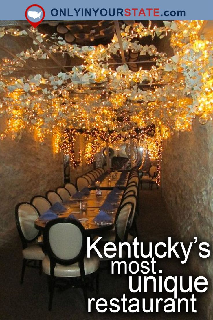 The Kentucky Restaurant Thatu0027s One Of The
