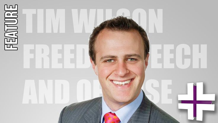 Where is the line between free speech and causing offense? In a wide-ranging interview, Australian Human Rights Commissioner Tim Wilson shares his thoughts about freedom of speech, offense, Twitter, online boycotts, Charlie Hebdo, the risk of driving hate speech underground, society working out acceptable standards for technology... and his love of games!