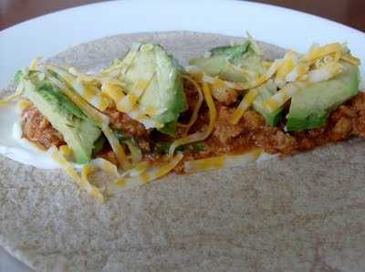 Ground Chicken Taco Filling