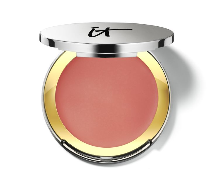 Color Correcting Anti-Aging Crème Blush  Shade:  Naturally Pretty ...I BOUGHT it and LOVE it.  It's a more tan color than the Je Ne Sais Quoi.