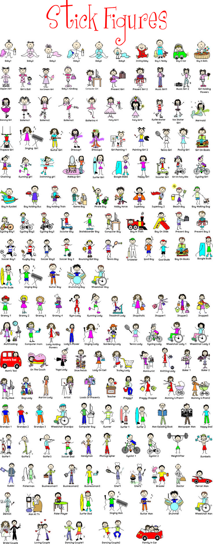 Stick People Games 67
