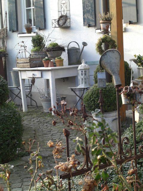 209 best Garten images on Pinterest Decks, Garden art and Garden - cottage garten deko