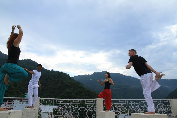 Hatha Yoga Teacher Training Rishikesh - #YogaEvent in Jonk, India, on Thursday, Nov 13 - 2014