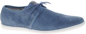 Fred Perry - Aldwych Suede Shoes - $74.46 - Click on the image to shop now.