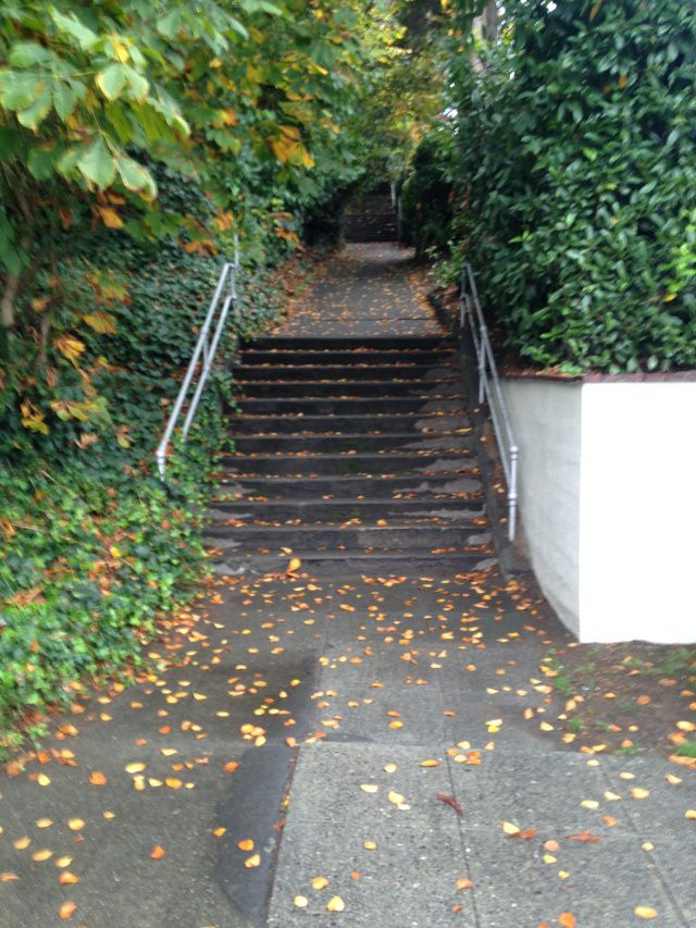 Elegant #4 Best Stairs To Run In Seattle. The FAMOUS Kerry Park! #GuidedFitness