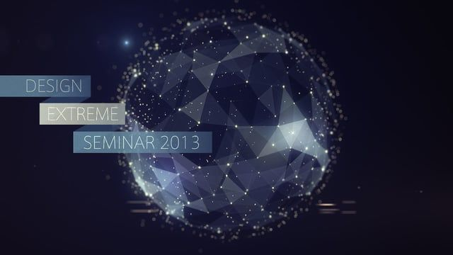 "opening animation of DesignEXtremeSeminar  2013 ""DEXS""   Client:intel® Corporation Art Direction/ Graphic Design /MotionGraphics / Logo Design : Hidetsugu Murakami (AMPlifier co.,ltd.)  http://amplifier.co.jp/"