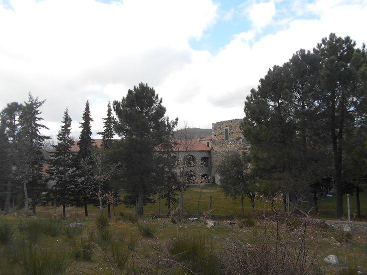 Monasterio del Piélago en Hinojosa de San Vicente