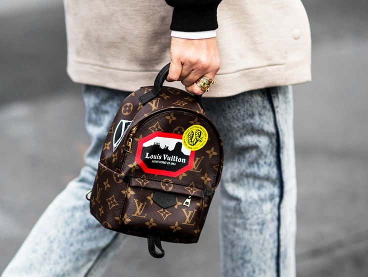 Louis Vuitton mini bag Spring/Summer 2017