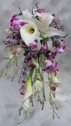 Wedding Bokays Pictures | Plaatjes van Bruidsboeketten | Trouwshop.com