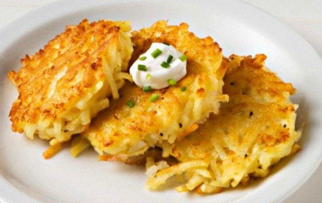 Τηγανίτες πατάτας - iCookGreek