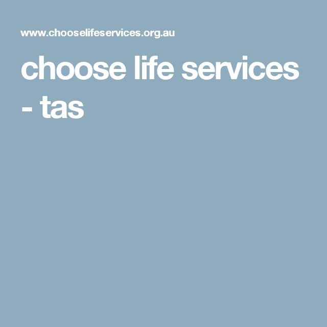 choose life services - tas (churches of christ)