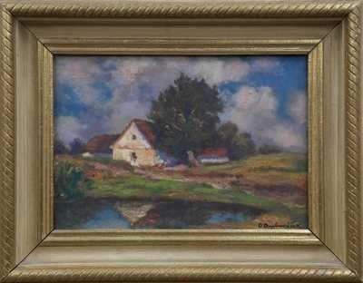 Ota Bubeníček - Chaloupka u rybníka