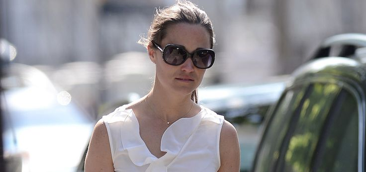 Pippa Middleton Is Studying Nutrition, Wants To Feed Royals Organic Food