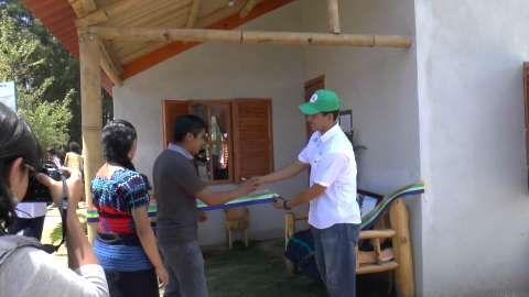 La primera vivienda social inteligente, creada por el astrofísico guatemalteco Antonio Aguilar
