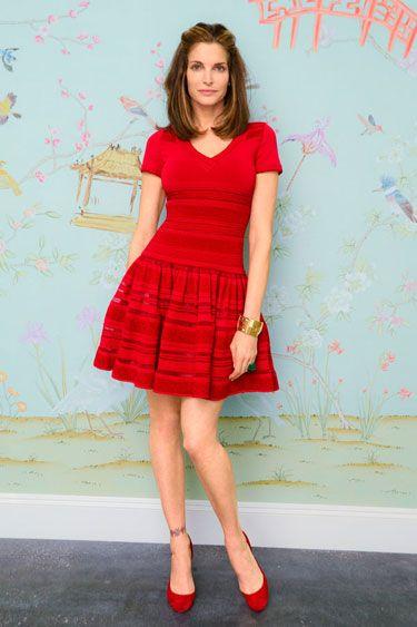 RED DRESS!!!    Best Fashion Moments 2012 - Harper's BAZAAR