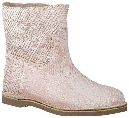Roze Shabbies Korte laarzen