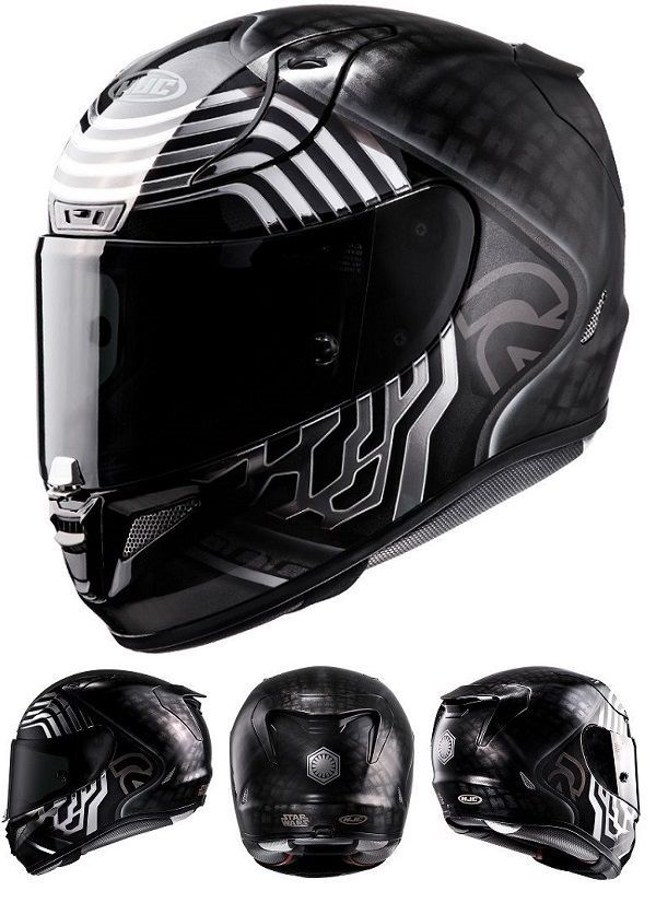 Kylo Ren Motorcycle Helmet : motorcycle, helmet, Motorcycle, Helmet, Ideas, #kyloren, #sith, #starwars, Sta…, Awesome,, Helmets,, Helmets