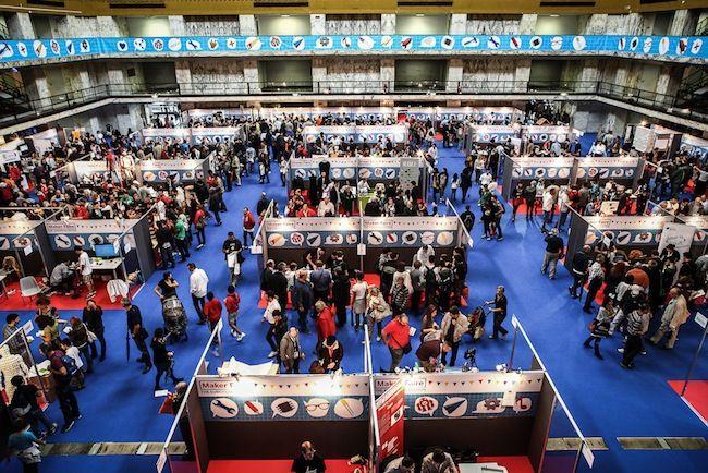 #Eventi Maker Faire Rome: dal 3 al 5 ottobre occhi puntati sull'innovazione Leggi il post su www.marketingarena.it/2014/09/26/maker-faire-rome-dal-3-al-5-ottobre-occhi-puntati-sullinnovazione/