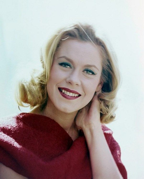 elizabeth montgomery | Film Noir Photos: Tracking with Closeups: Elizabeth Montgomery