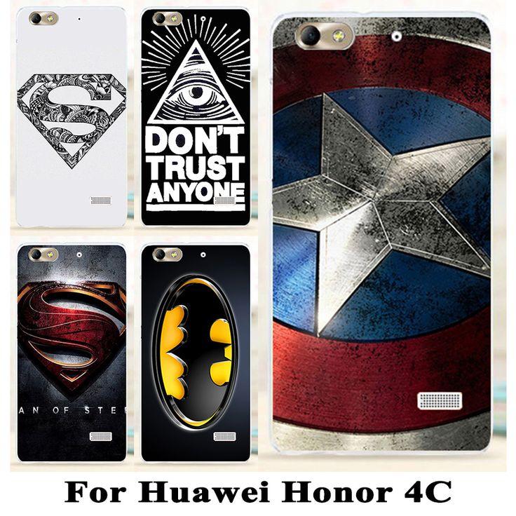 Hard Plastic Case For Huawei Honor 4C C8818 5 inch //Price: $10.66 & FREE Shipping //     #harrypotter #anime #uzumakinaruto #got #gameofthrone #starwars #batman #naruto