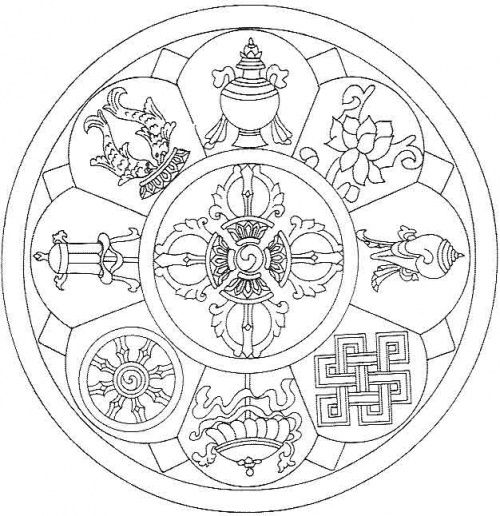 Le Mandala du Bonheur