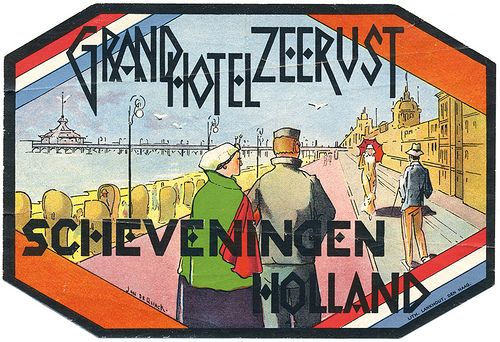 Grand Hotel Zeerust :: Scheveningen