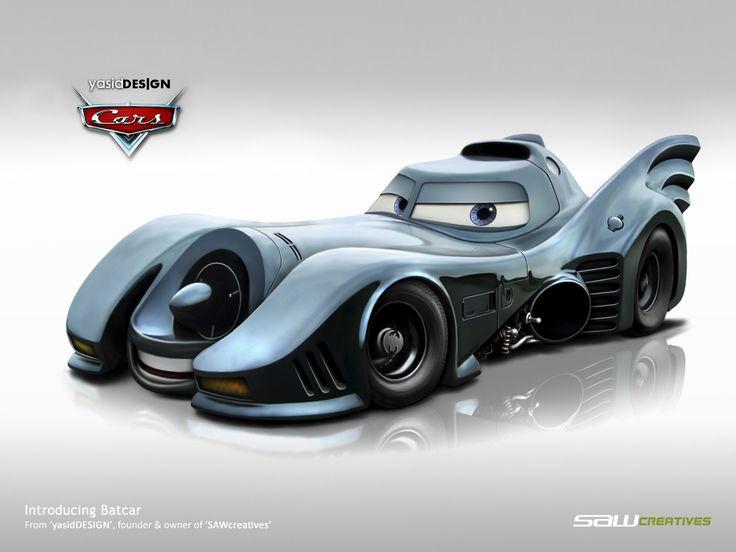 Bat Car <3