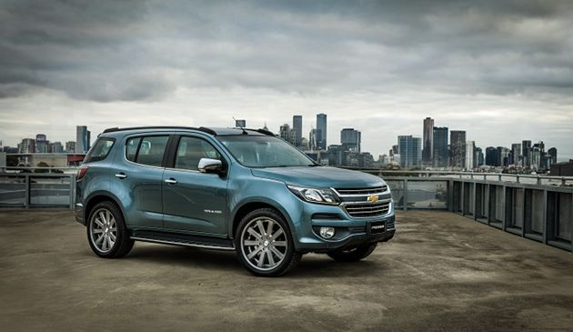 2019 Chevrolet Trailblazer Rumors