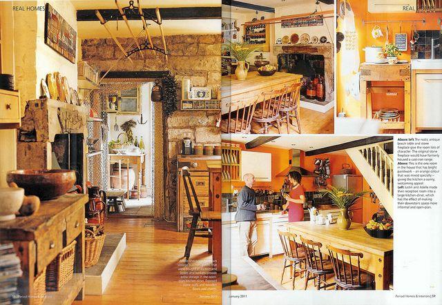 Hobbit House Interior | photo