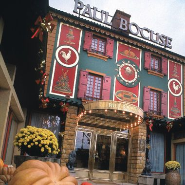 Famous French restaurant owned by Paul Bocuse the father of French gastronomy, as he is known. This famous chef (80 years old now) still cooks.  TRY THE TRUFFLE SOUP