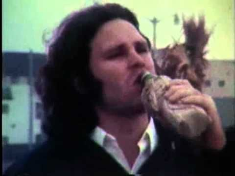"""The Doors - """"Roadhouse Blues"""" from Morrison Hotel. A montage."""