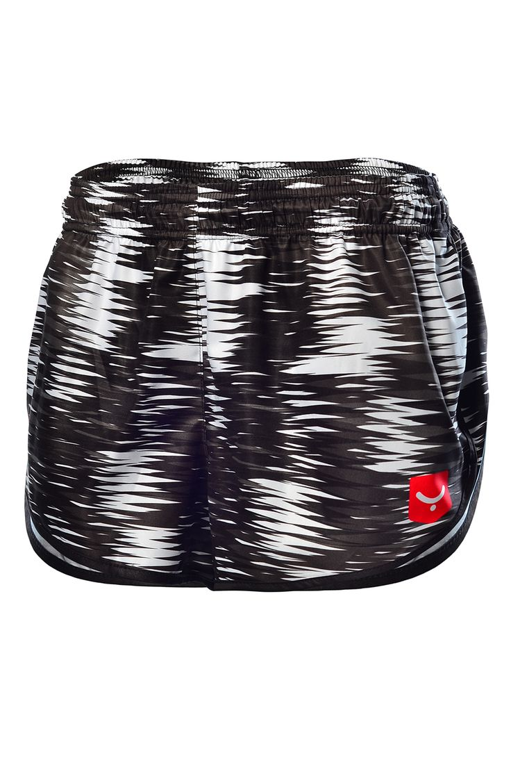 Short unisex para hacer running INTERFERENCE R50 | Taymory