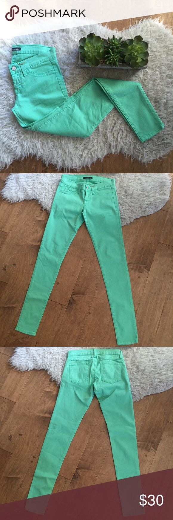 St. Patrick's Day Mint green Jeans NEW Mint green jeans by Flying Monkey. Love hem but sadly too small for me right now :/ flying monkey Jeans Skinny