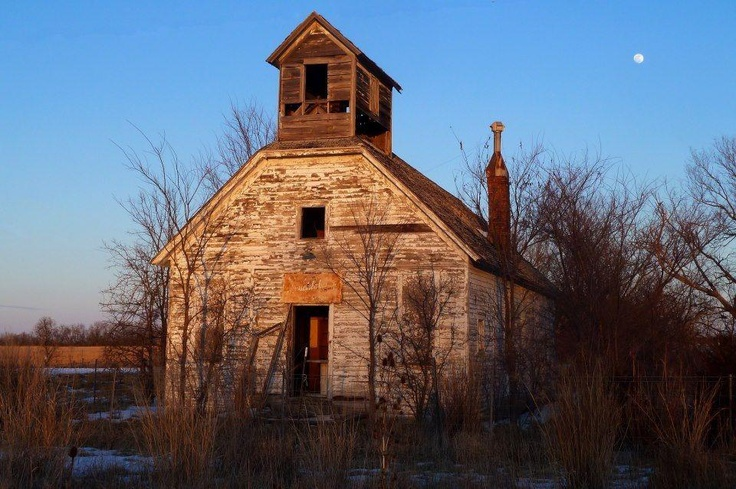 old kansas school house beautiful places amp spaces in