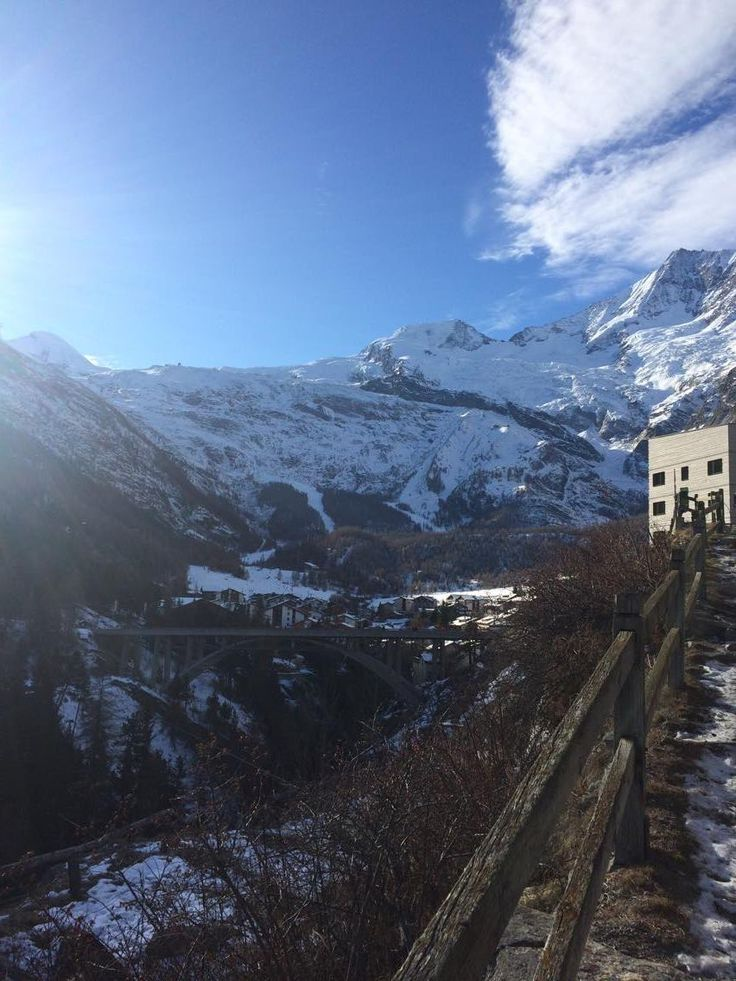 Heading to Saas-Fee for a ski break? Discover the best things to see and do in the Pearl of the Alps.