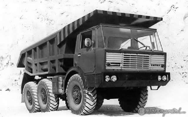 TATRA T813 6x6 prototyp