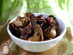 Fresh & Dried Potpourri Recipes