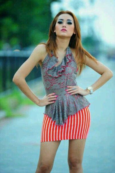 Model by Shinta Amara Putri Photo by BMU PHOTOGRAPHY MUA by Benny Wardrobe by Zensy Famous