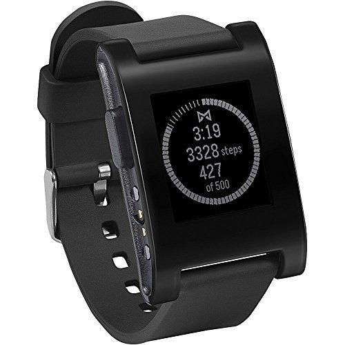 Pebble Smartwatch Black