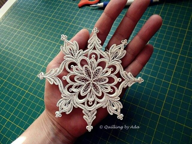 By Quilling Ada