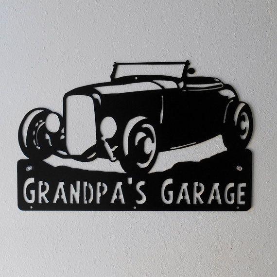 Best 25 Garage Signs Ideas On Pinterest Man Cave Ideas
